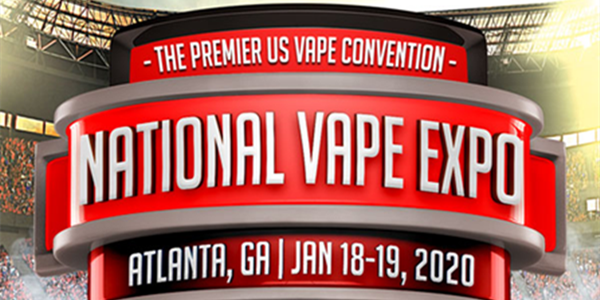 2020 National Vape Expo in the US